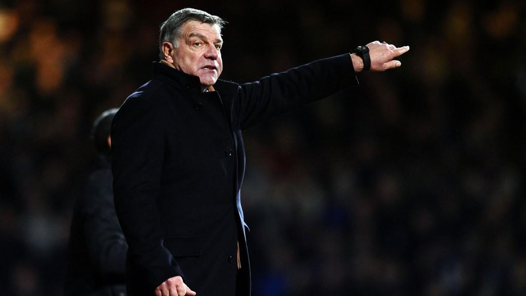 West Ham-manager Sam Allardyce er i virkelig godt slag for tiden.