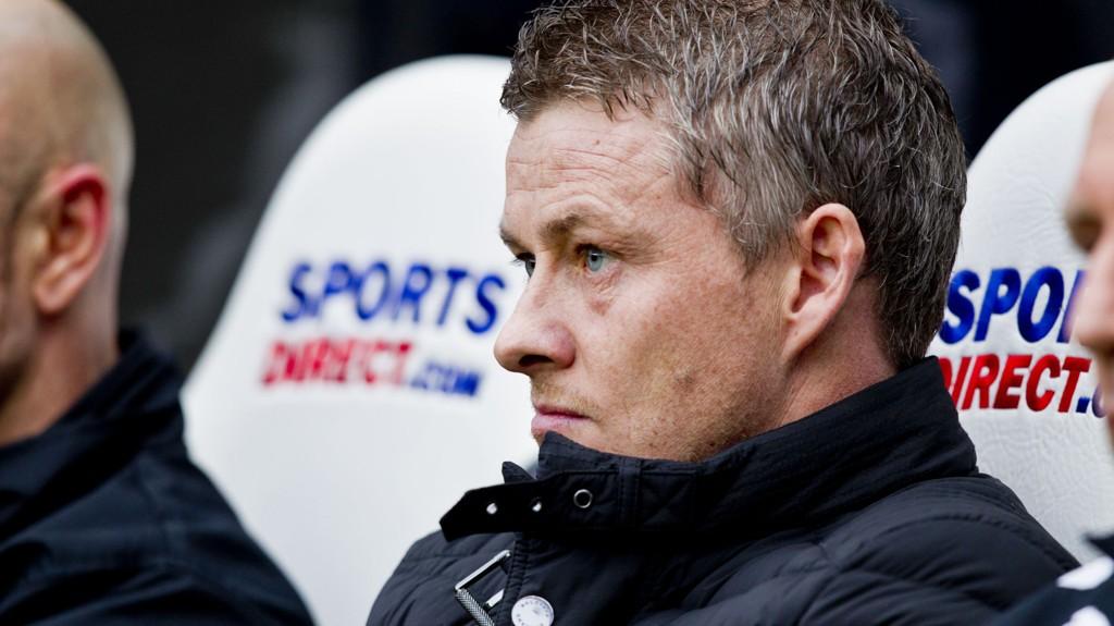 Solskjær har hatt mye å gruble over siden overgangen til Premier League.