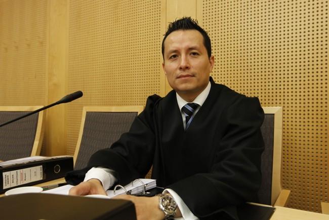 Advokat Carl Urquieta Bore