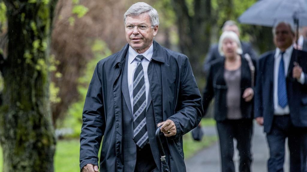 Tidligere statsminister Kjell Magne Bondevik (Krf) overtar som styreleder i Kolbotn. Foto: Stian Lysberg Solum / NTB scanpix
