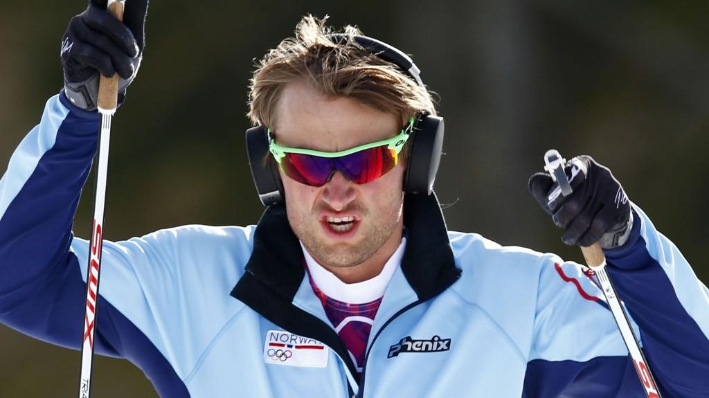 DROPPER KOLLEN: Petter Northug står over lørdagens renn i Holmenkollen.
