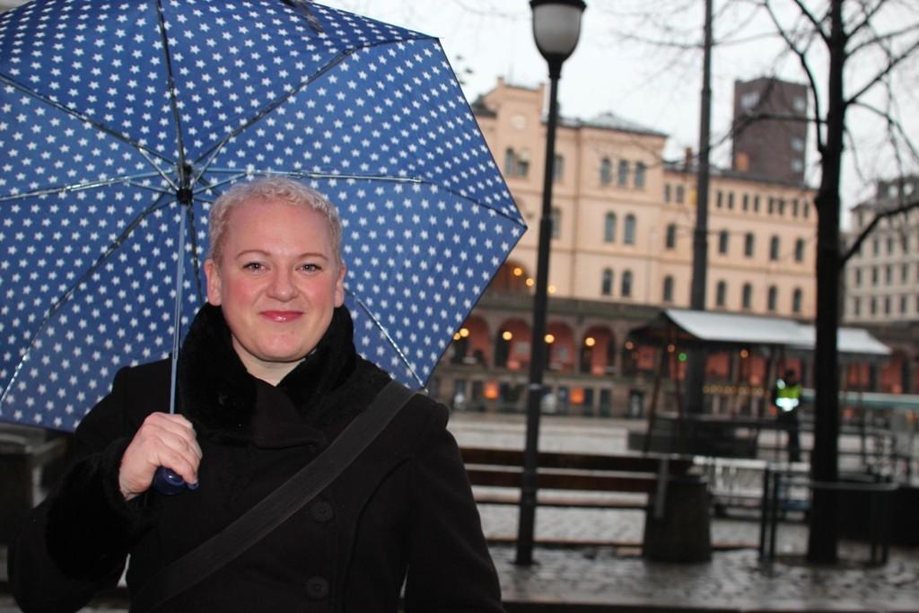 Kristine Sevik er en av mange som kommer til å gå under 8.mars-komiteens hovedparole Forsvar abortloven- nei til reservasjonsrett. Parolen samler mange.