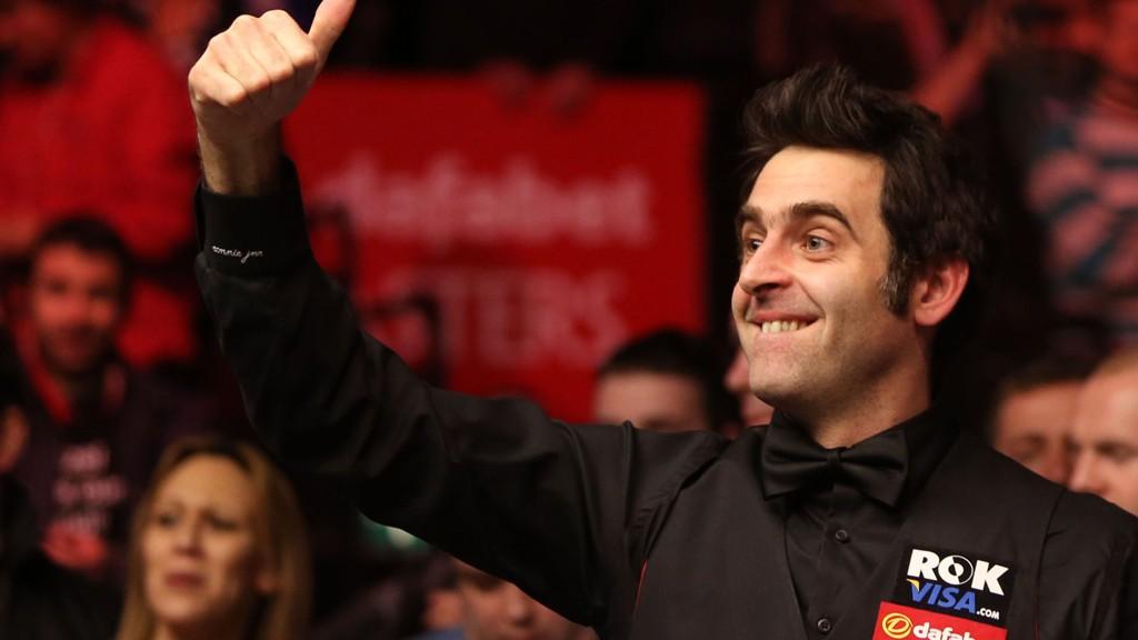 Ronnie O'Sullivan skal gjennom et nytt talkshow være med og øke den internasjonale interessen for sporten snooker.