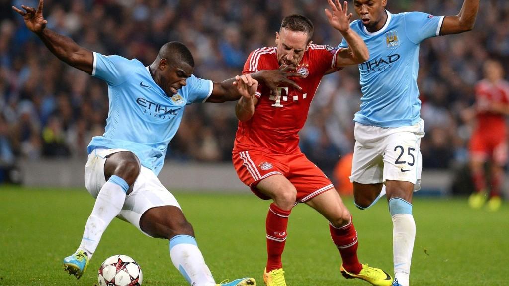 SAYONARA: Micah Richards er ferdig i Manchester City til sommeren. Foto: Andrew Yates / AFP