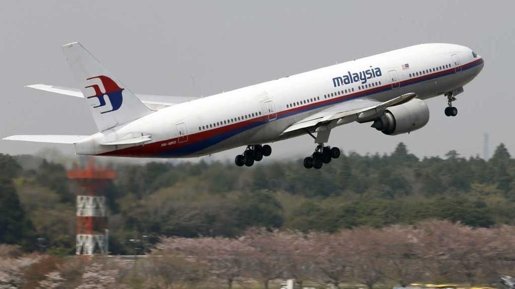 FORSVUNNET: Det var et fly av denne typen med fra Malaysia Airlines med 239 mennesker om bord som forsvant fra radaren på vei fra Kuala Lumpur til Beijing lørdag.