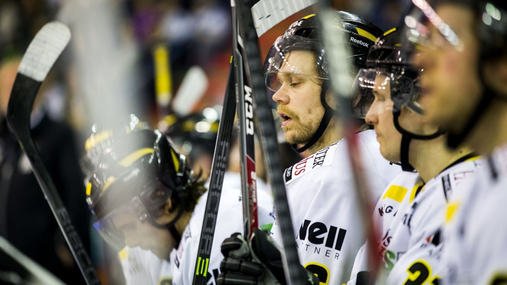 SEMIFINALE: Stavanger Oilers nærmer seg semifinaleplass.