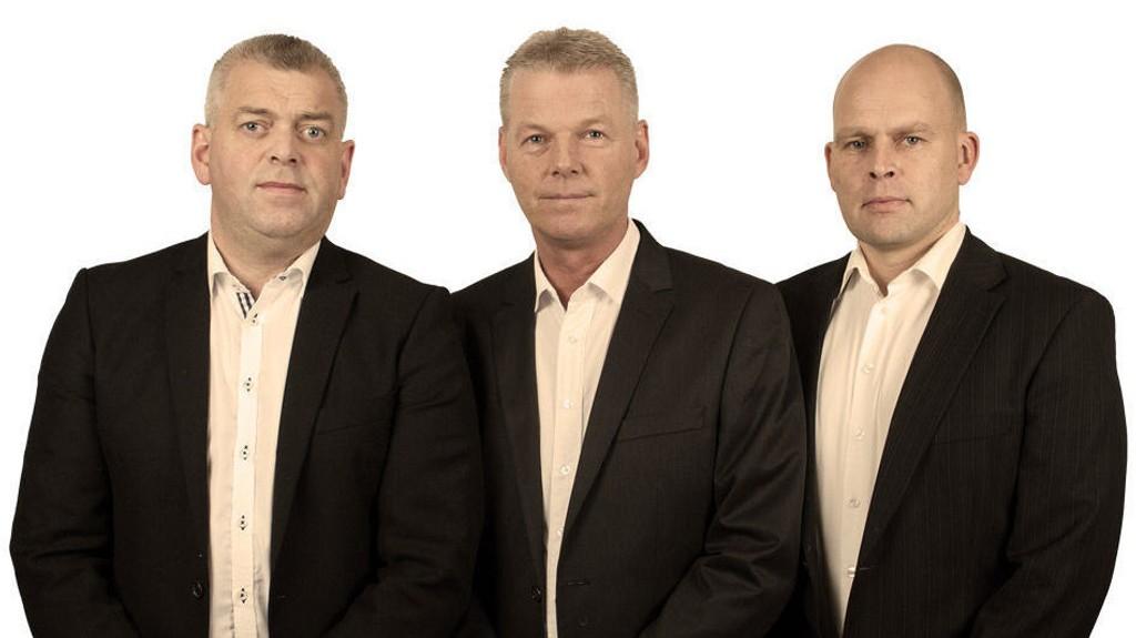 Kurt Leirvåg, Håkon Einar Hansen og Frode Gjesdal har satt opp en rekke andelslag til lørdagens V75-omgang på Leangen.