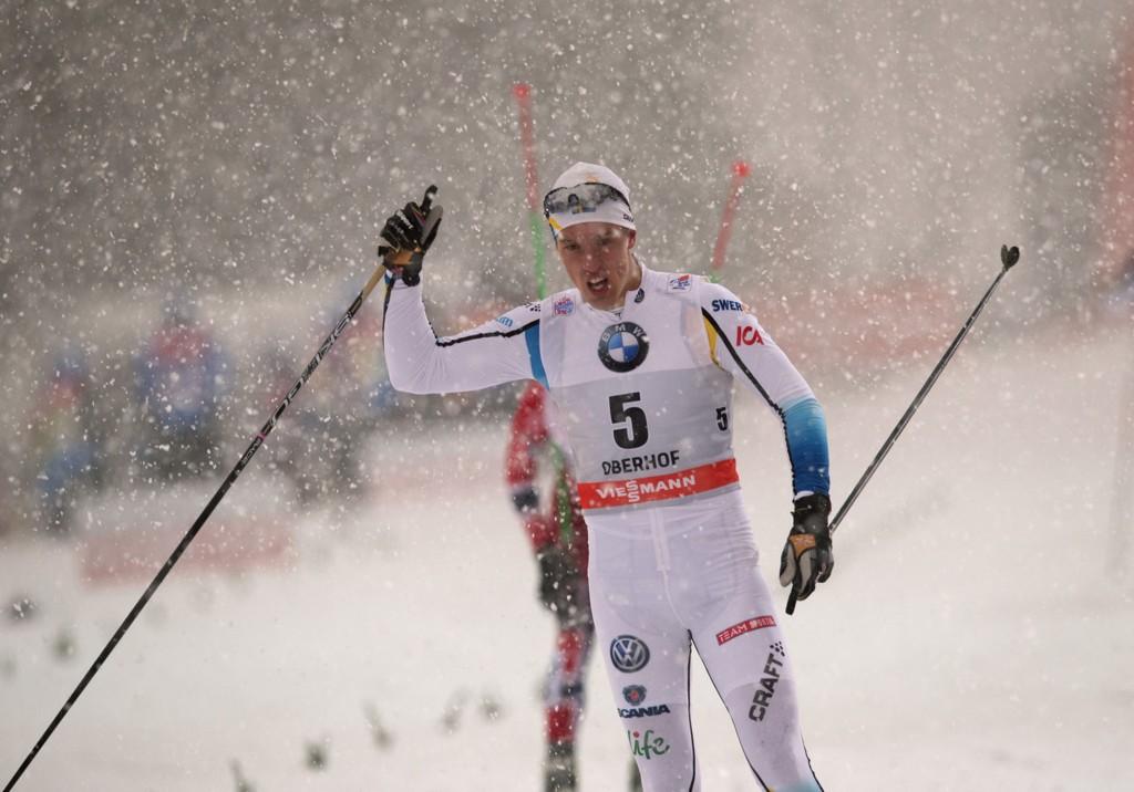 STØTTER AUKLAND: Calle Halfvarsson går med de samme blodverdiene, som Anders Aukland har blitt mistenkeliggjort for doping for.