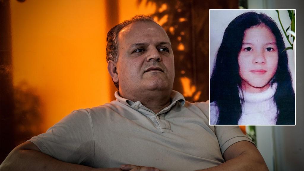Fahrad Bigdely fikk livet sitt snudd på hodet etter at datteren ble drept på vei til skolen.