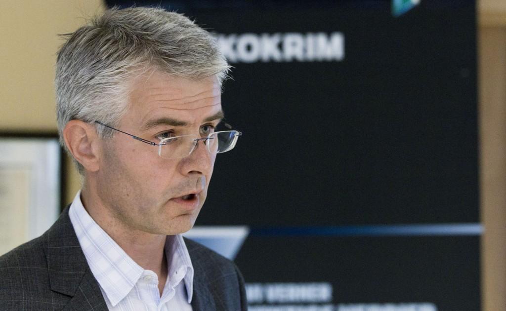 Økokrim etterforsker forhold rundt salg av Johnsen Oil-aksjer. Trond Eirik Schea er Økokrim-sjef.