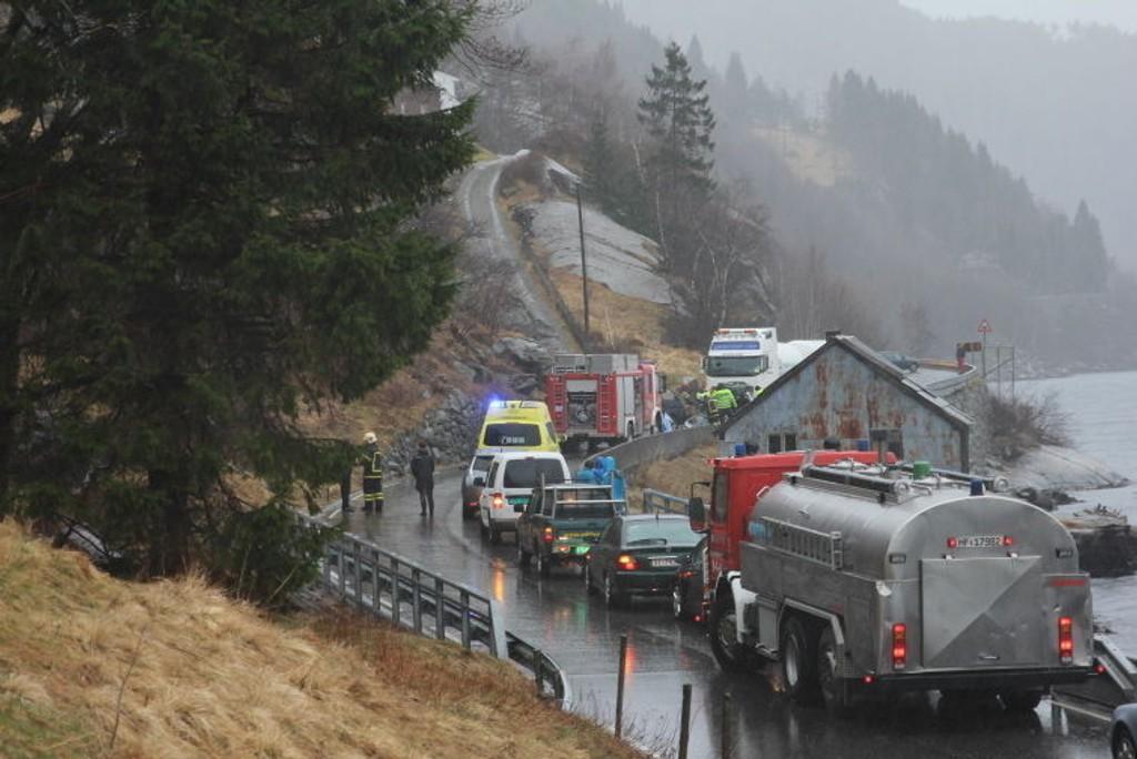 ulykke riksvei 3