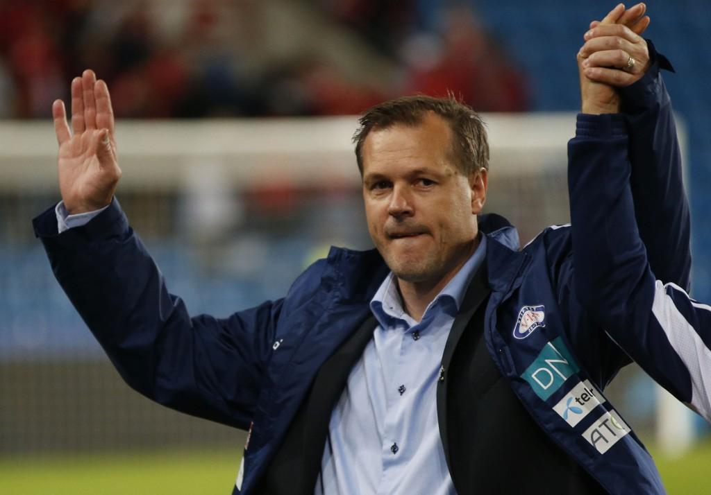 SEIER: Kjetil Rekdals menn knuste Strømsgodset med solide 6-1.