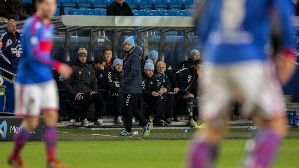 VIL TIL EUROPA: Men først må Asle Andersen føre Sandnes Ulf til ny tippeligakontrakt.