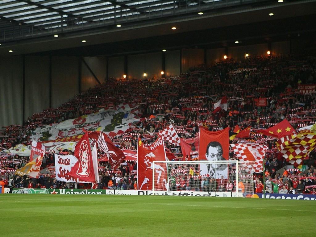 BER OM SKJERF: Liverpool ber supportere fra hele verden sende inn skjerf til markeringen av Hillsborough-tragedien.