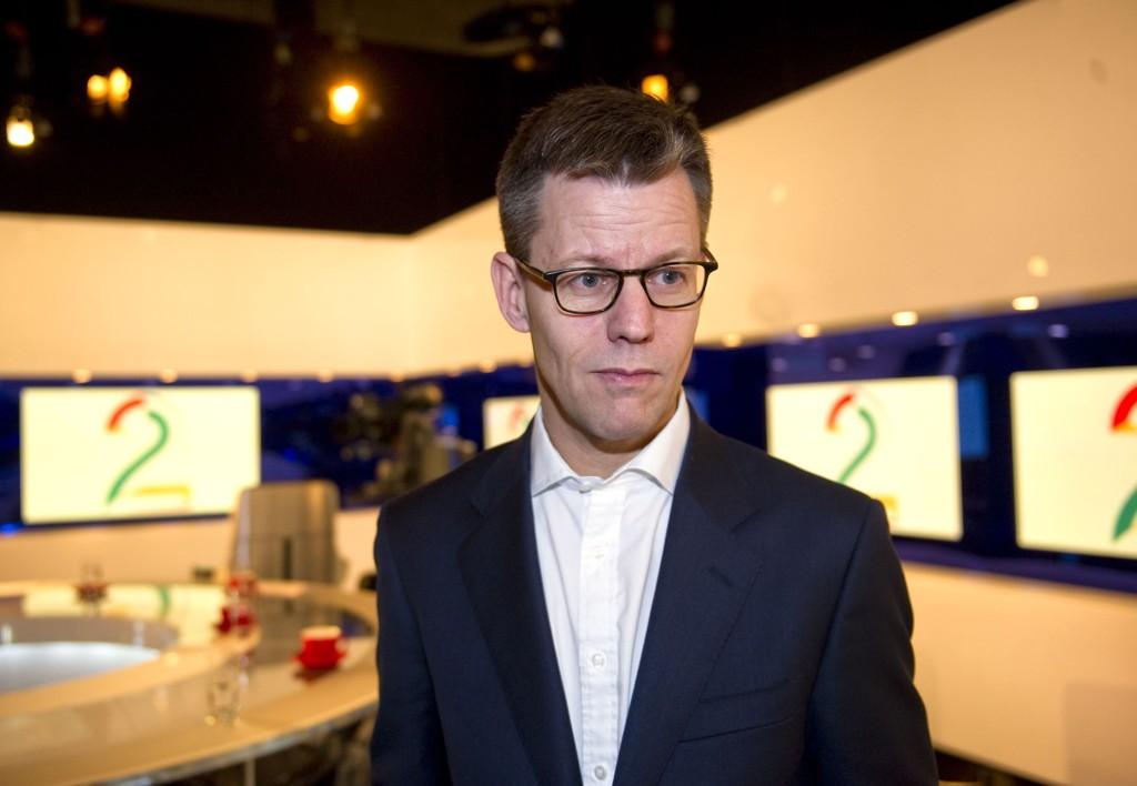 Konsernsjef i Egmont, Steffen Kragh, er godt fornøyd med resultatet.