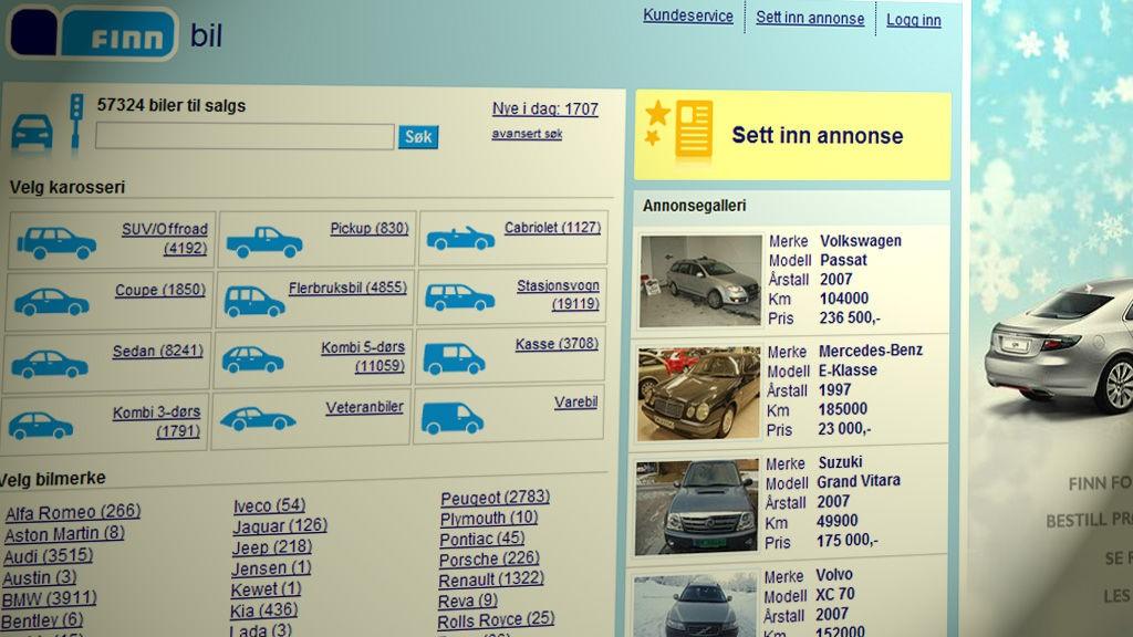 Én av fire saker som Forbrukerrådet behandler, handler om konflikter relatert til bil - og i særdeleshet bruktbilkjøp.