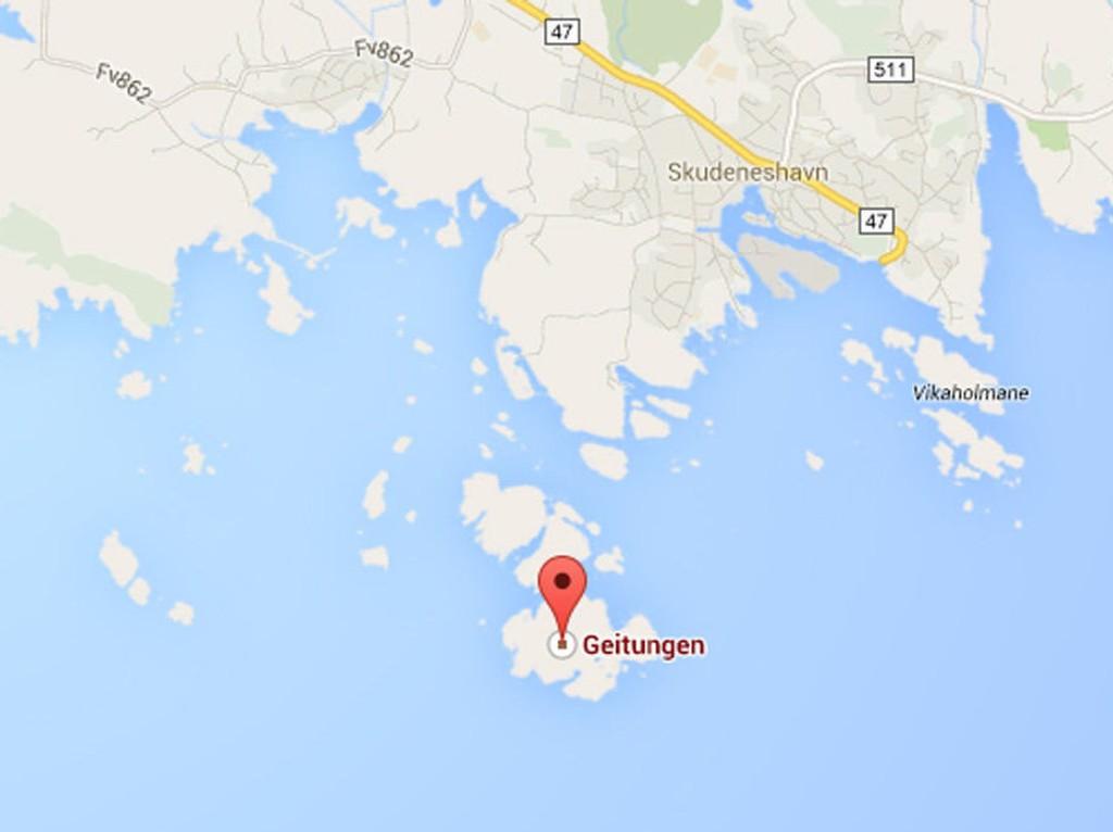 Mannen som ble funnet livløs i en båt sør for Geitungen fyr er bekreftet omkommet.