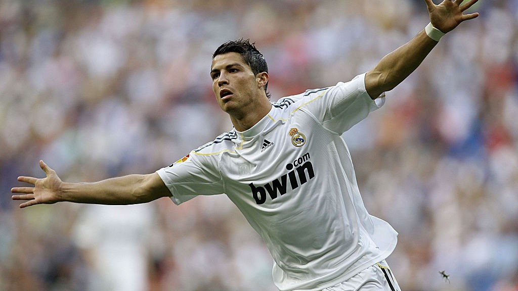 Cristiano Ronaldo har scoret 11 mål i Champions League denne sesongen.