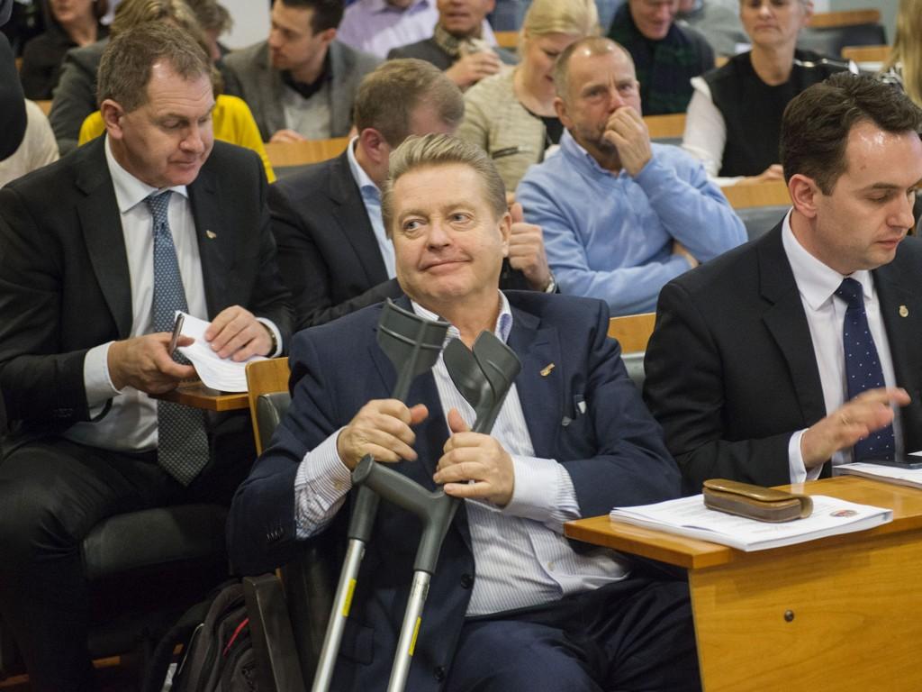 BRUKT I TRE ÅR: Norges Idrettsforbunds bruk av First House går lenger tilbake i tid enn hva som tidligere har vært kjent. PR-byrået ble brukt i 2011.