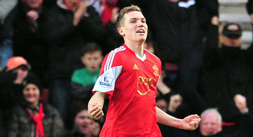 STORTALENT: 18 år gamle Sam Gallagher får skryt av lagkameratene.