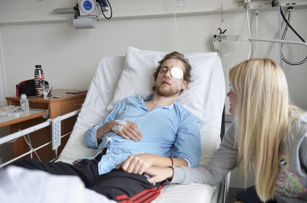 Kreften har tatt kontroll over livet til Magnus Todal (28).