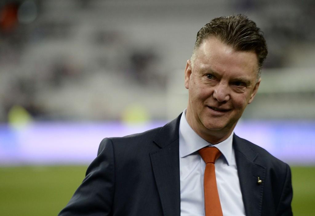 VIL TIL ENGLAND: Louis van Gaal er klar på at han vil til Premier League.