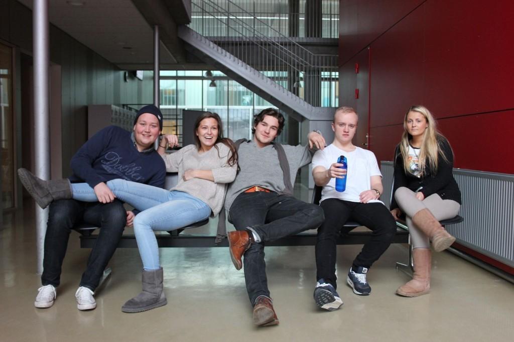 Oslos videregående-elever har sterke meniger om elevene på de andre skolene. Men kjenner seg ikke alltid igjen i andre elvers karakteristikker av seg selv.