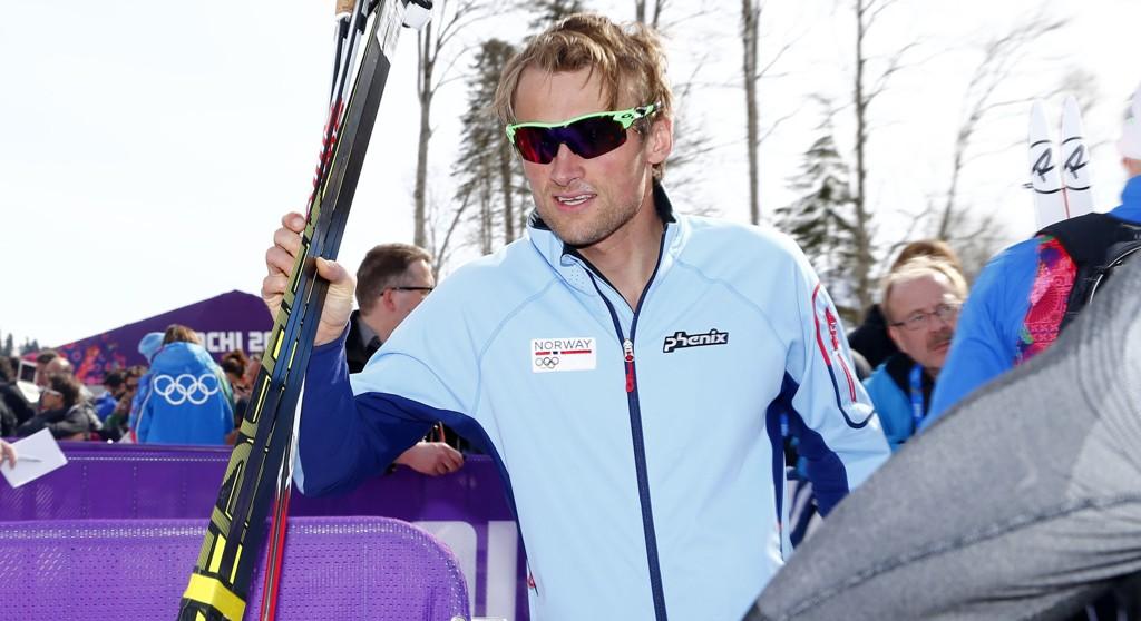 GÅR NM: Petter Northug er tilbake i skisporet.