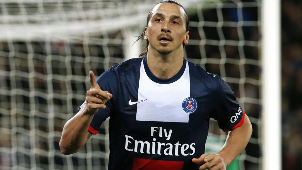 Ingen kan stoppe Zlatan Ibrahimovic for tiden.