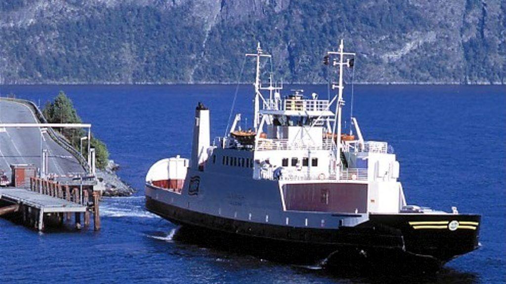 ELEKTRONISK BETALING: Autopass skal innføres på norske ferger fra 1. januar 2017.