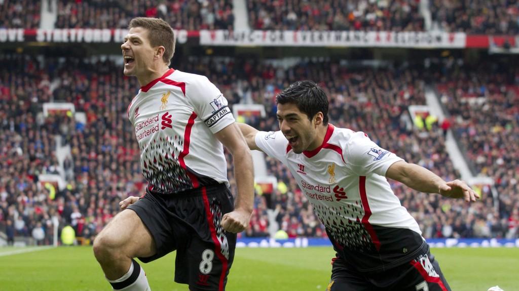 Liverpool er i strålende form og blir favoritt på bortebane i dag.