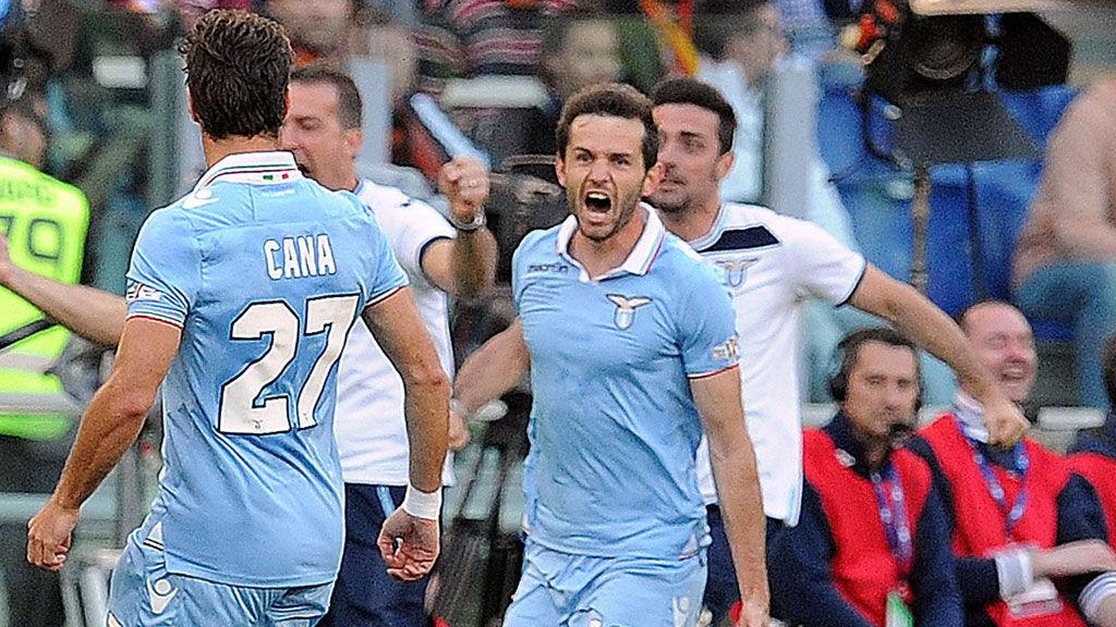 Senad Lulic soner karantene og spiller ikke for Lazio i kveldens bortemøte mot Genoa.