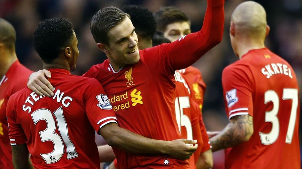Liverpool har scoret 24 mål på de siste seks kampene og er stor favoritt mot Sunderland i dag.