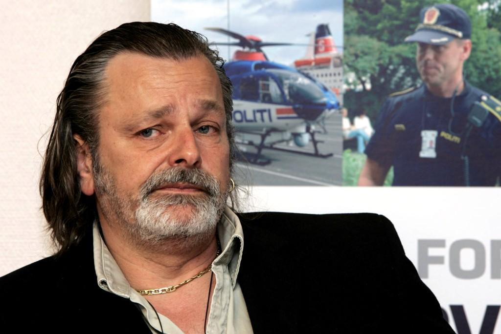 Den korrupsjonssiktede politilederen Eirik Jensen.