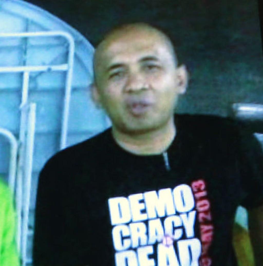 Flykapteinen Zaharie Ahmad Shah (53).