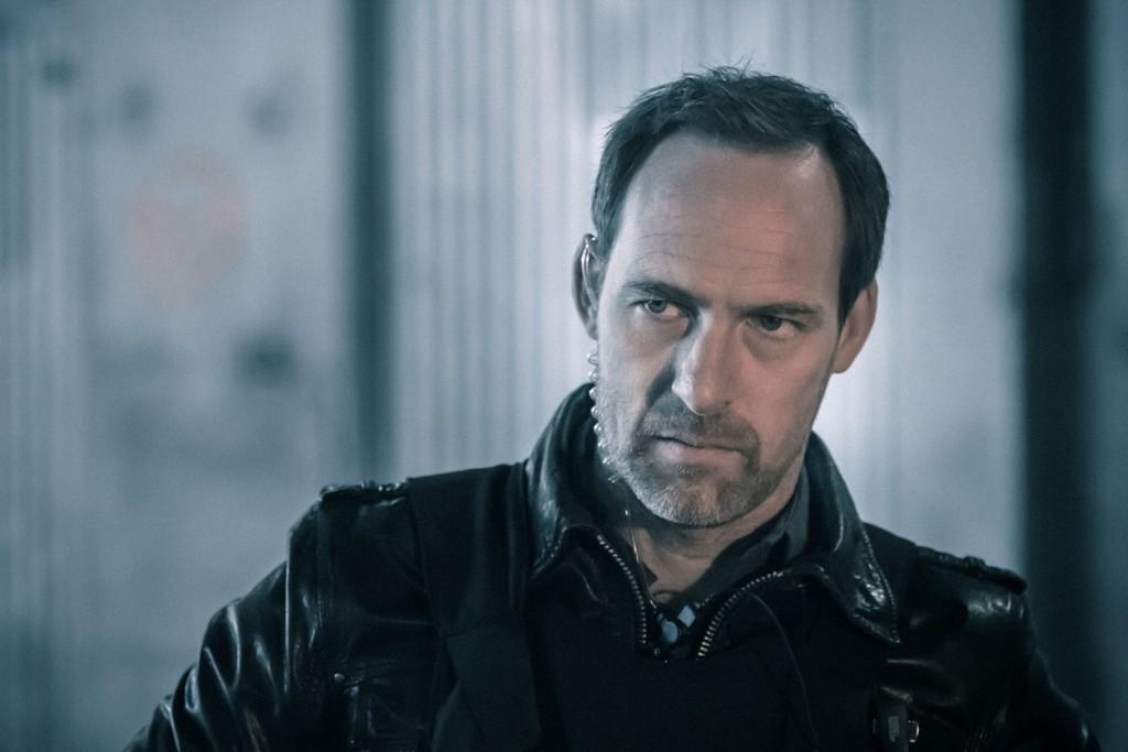 Kyrre Haugen Sydness spiller Viggo Lust i Det tredje øyet.