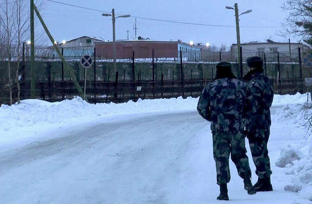 Russiske soldater i nærheten av den finske grensen.
