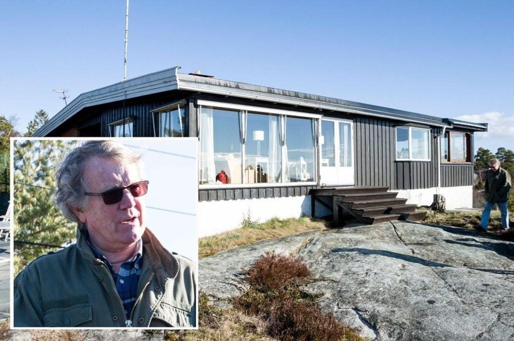 ULOVLIG: Oslo-mannen Stein Eriksen skulle bare bygge på det nye feriestedet sitt. Det ble langt mer kostbart enn han hadde tenkt.