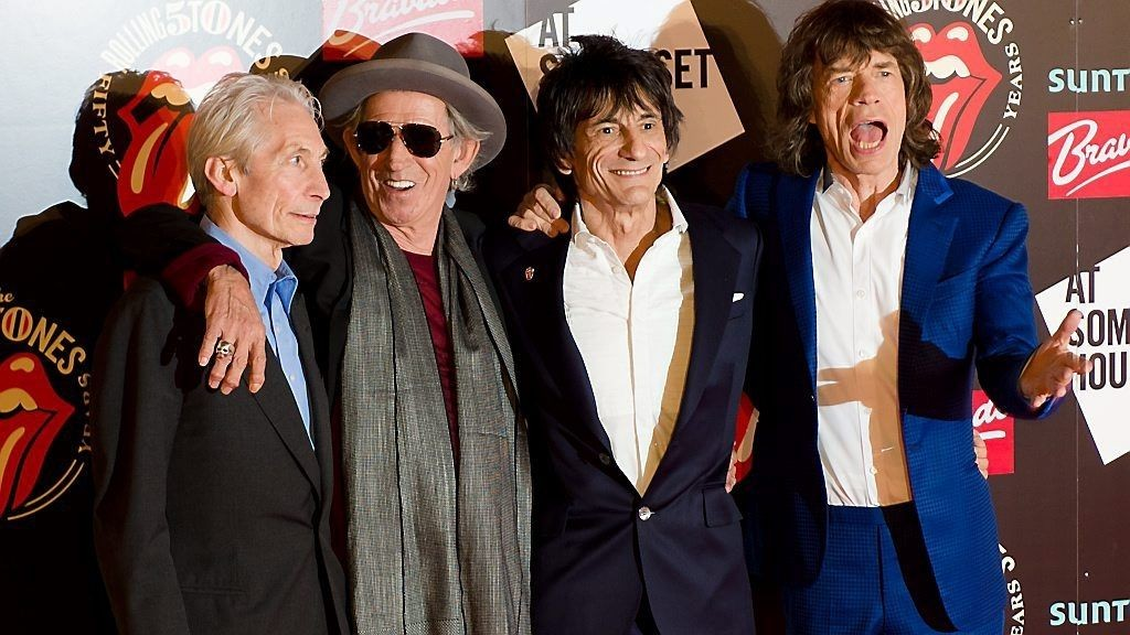 Rolling Stones gjester Telenor Arena 26. mai.