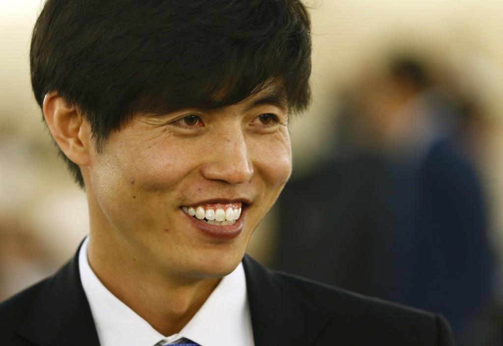 Den nordkoreanske avhopperen og aktivisten Shin Dong-hyuk.