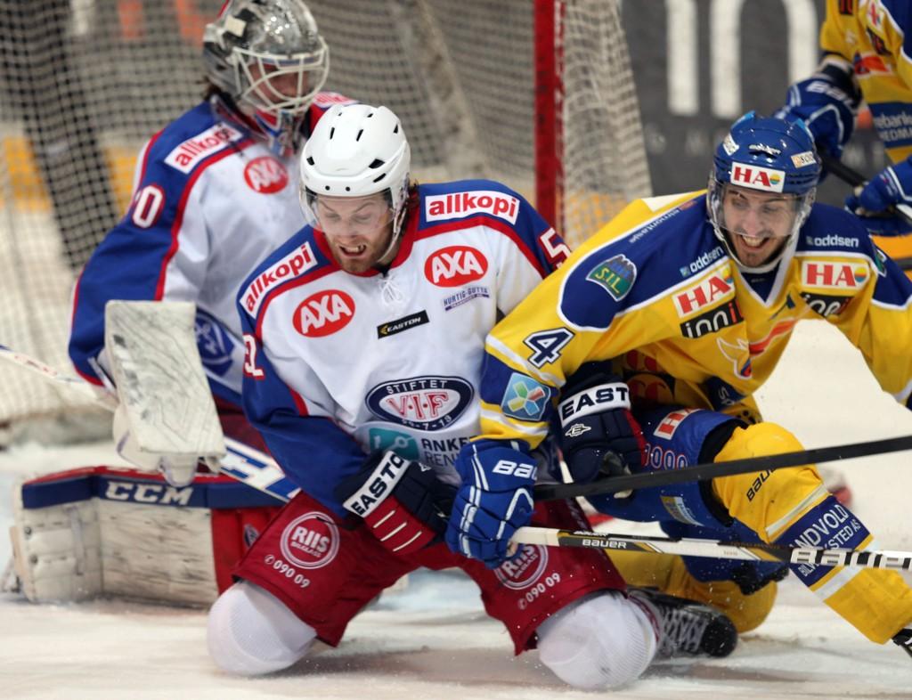 UTSETTER: Ishockeyforbundet har ikke gitt Vålerenga klarsignal på sin søknad om å bli en del av KHL.