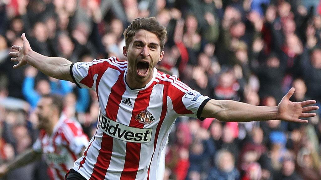 Fabio Borini er tilbake for Sunderland etter å ha stått over mot moderklubben Liverpool sist. Det gir manager Gus Poyet flere alternativer i angrepet.