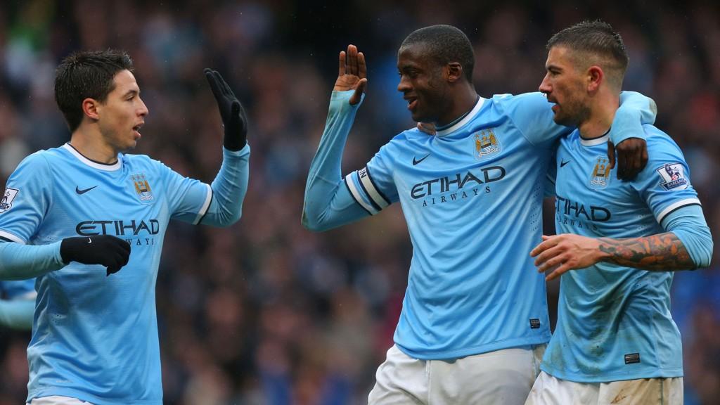 Manchester City møter Southampton i Premier League lørdag. Kampen kan du se direkte på TV 2 Sport Premium og Sumo kl. 13.45.