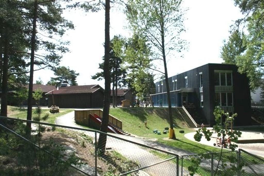 FAU-styret i Bauneveien barnehage klarte ikke helt å lure barnehagestyrer Siri Mette Lund.