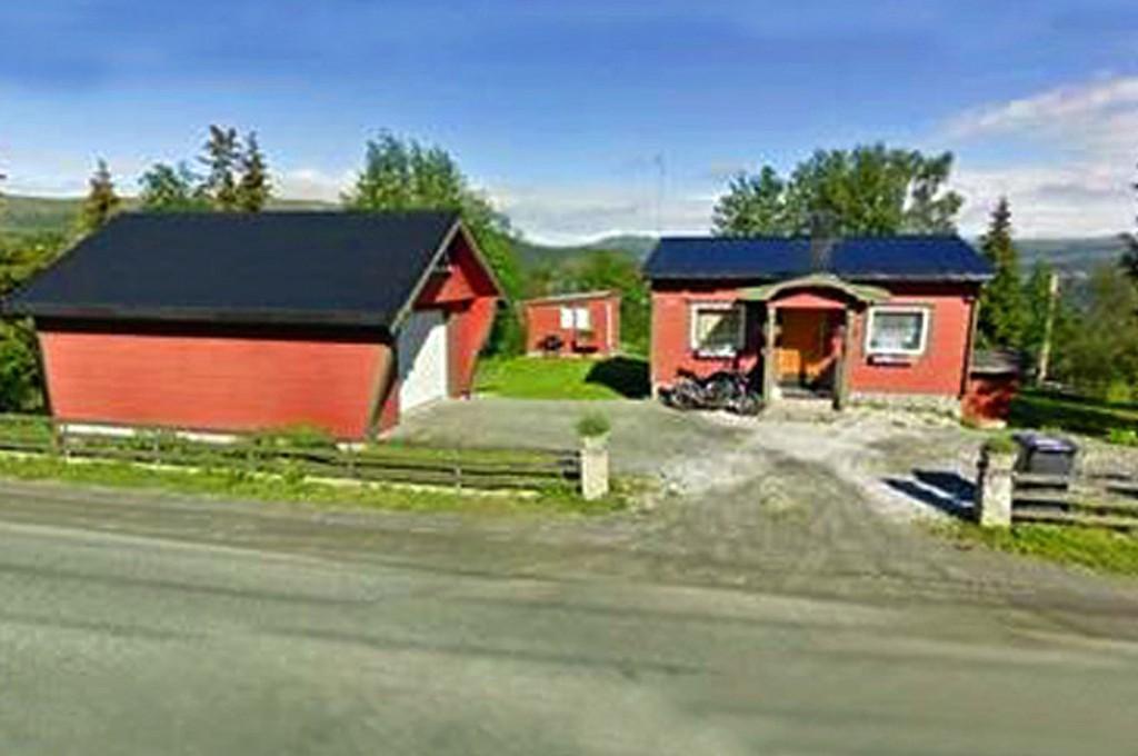 Solneset Eiendom AS gir bort en enebolig med garasje og uthus i Tromsø gratis.
