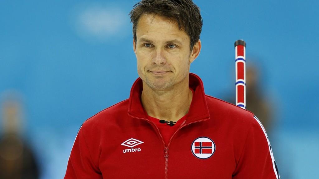 IMPONERER: Norge topper gruppespillet i curling-VM. Foto: Jon Eeg / NTB scanpix