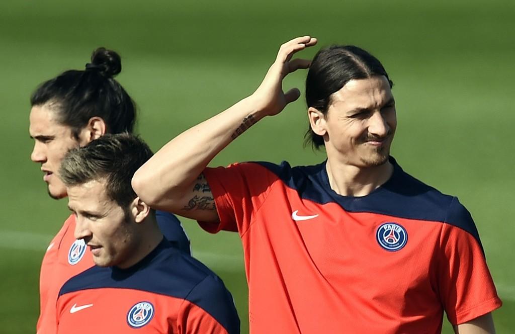 MØTER CHELSEA: Zlatan Ibrahimovic er klar for suksess i Champions League.