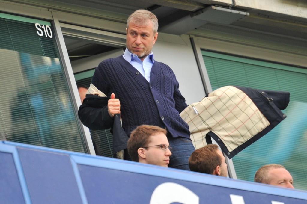 SJEFEN: Roman Abramovitsj styrer mye av det som skjer i Chelsea.
