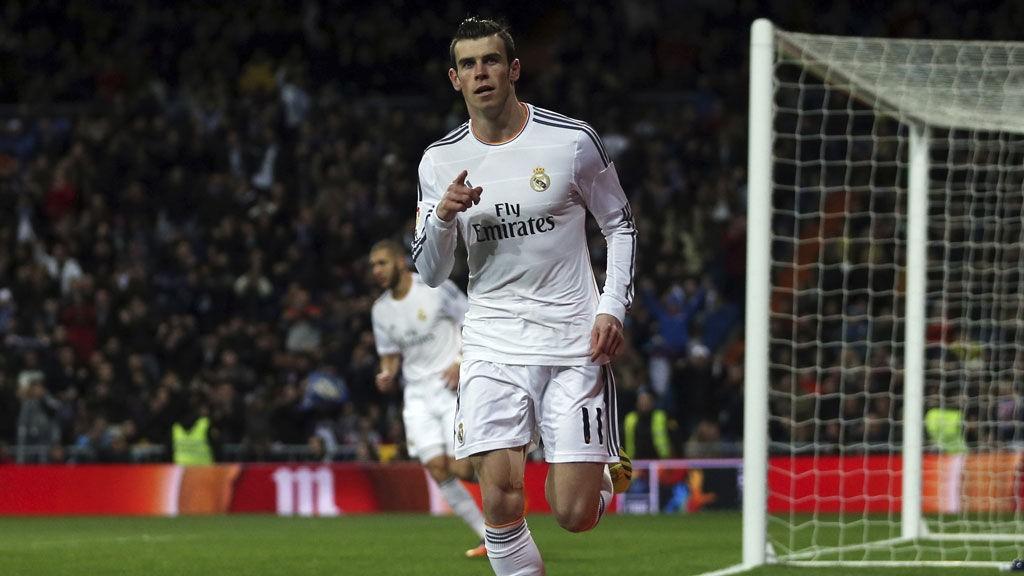 Gareth Bale har scoret fire mål i Champions League så langt og blir en av Real Madrids nøkkelspillere i kveld.