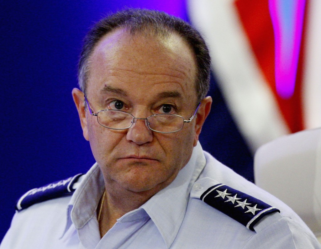 General Philip Breedlove er NATOs øverste sjef i Europa.